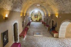 Μοναστήρι Arkadi Κρήτη Στοκ Εικόνες