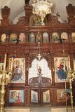 Μοναστήρι Arkadi, Κρήτη Στοκ εικόνες με δικαίωμα ελεύθερης χρήσης