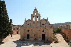 Μοναστήρι Arkadi, Κρήτη Στοκ φωτογραφίες με δικαίωμα ελεύθερης χρήσης