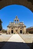 Μοναστήρι Arkadi, Κρήτη Στοκ Εικόνα