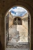 Μοναστήρι Arkadi, Κρήτη Στοκ φωτογραφία με δικαίωμα ελεύθερης χρήσης