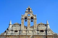 Μοναστήρι Arkadi, Κρήτη Στοκ εικόνα με δικαίωμα ελεύθερης χρήσης