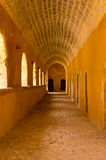 Μοναστήρι Arkadiou Moni, Κρήτη, Ελλάδα Στοκ Εικόνες