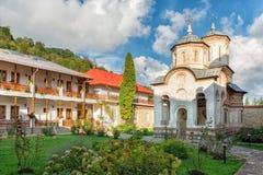 Μοναστήρι Arnota σε Costesti, κομητεία Valcea Στοκ φωτογραφία με δικαίωμα ελεύθερης χρήσης