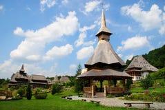 μοναστήρι barsana Στοκ Εικόνες