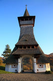 μοναστήρι barsana στοκ φωτογραφίες