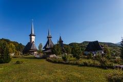 Μοναστήρι 6 Barsana Στοκ Φωτογραφίες