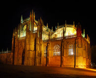 Μοναστήρι Batalha, Σάντα Μαρία DA Vitoria, Πορτογαλία Στοκ φωτογραφία με δικαίωμα ελεύθερης χρήσης