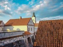 Μοναστήρι Camaldolese σε Wigry Στοκ εικόνες με δικαίωμα ελεύθερης χρήσης