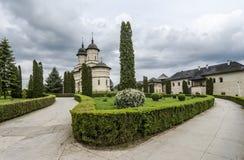 Μοναστήρι Cetatuia σε Iasi, Ρουμανία Στοκ Εικόνες