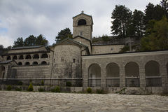 Μοναστήρι Cetinje Στοκ εικόνες με δικαίωμα ελεύθερης χρήσης