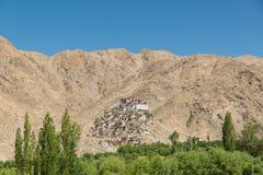 Μοναστήρι Chemrey σε Leh Ladakh, Ινδία Στοκ φωτογραφίες με δικαίωμα ελεύθερης χρήσης