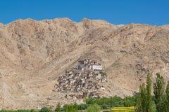 Μοναστήρι Chemrey σε Leh Ladakh, Ινδία Στοκ εικόνα με δικαίωμα ελεύθερης χρήσης