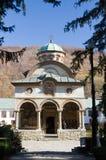 μοναστήρι cozia στοκ εικόνες