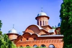 Μοναστήρι Curtea de ArgeÈ™ Στοκ εικόνες με δικαίωμα ελεύθερης χρήσης