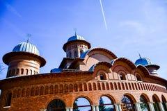 Μοναστήρι Curtea de ArgeÈ™ Στοκ Φωτογραφίες