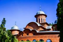 Μοναστήρι Curtea de ArgeÈ™ Στοκ Εικόνες