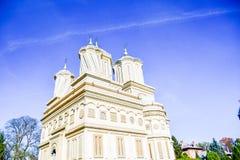 Μοναστήρι Curtea de ArgeÈ™ Στοκ φωτογραφίες με δικαίωμα ελεύθερης χρήσης