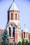 Μοναστήρι Curtea de ArgeÈ™ Στοκ φωτογραφία με δικαίωμα ελεύθερης χρήσης