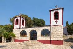 Μοναστήρι Dajbabe σε Podgorica Στοκ Εικόνες