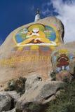 Μοναστήρι Drepung - Lhasa - Θιβέτ Στοκ Εικόνες