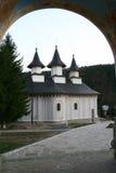 μοναστήρι durau Στοκ φωτογραφία με δικαίωμα ελεύθερης χρήσης