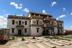 Μοναστήρι Erdene Zuu Kharkhorin στοκ εικόνες με δικαίωμα ελεύθερης χρήσης
