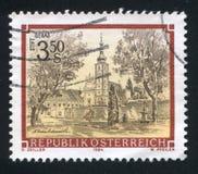 Μοναστήρι Geras Στοκ Εικόνες