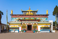 Μοναστήρι Ghoom, Darjeeling στοκ εικόνα