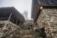 Μοναστήρι Glozenski στοκ φωτογραφίες με δικαίωμα ελεύθερης χρήσης