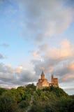 μοναστήρι gremi Στοκ Εικόνες