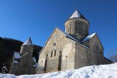 Μοναστήρι Hagarcin, Αρμενία Στοκ εικόνες με δικαίωμα ελεύθερης χρήσης