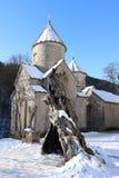 Μοναστήρι Hagarcin, Αρμενία Στοκ φωτογραφία με δικαίωμα ελεύθερης χρήσης