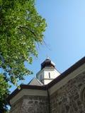 Μοναστήρι hodos-Bodrog - ο πύργος κουδουνιών Στοκ φωτογραφίες με δικαίωμα ελεύθερης χρήσης