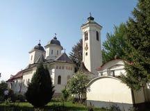 Μοναστήρι hodos-Bodrog - Zădăreni, νομός †«Ρουμανία Arad Στοκ Φωτογραφίες