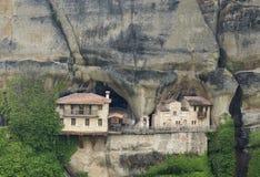 Μοναστήρι Ipapantis σε Meteora Στοκ φωτογραφία με δικαίωμα ελεύθερης χρήσης
