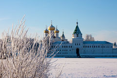 Μοναστήρι Ipatievsky στη Ρωσία Στοκ Φωτογραφίες