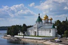 Μοναστήρι Ipatievsky στη Ρωσία Στοκ Εικόνες