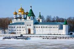 Μοναστήρι Ipatievsky στη Ρωσία, Kostroma Στοκ Εικόνα