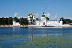 Μοναστήρι Ipatievsky στη Ρωσία, Kostroma στοκ φωτογραφία με δικαίωμα ελεύθερης χρήσης
