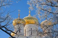 Μοναστήρι Ipatievsky στη Ρωσία, Kostroma Στοκ Εικόνες