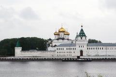 Μοναστήρι Ipatievsky, Kostroma, Ρωσία στοκ εικόνες