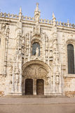 Μοναστήρι Jeronimos Στοκ Φωτογραφίες
