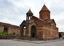μοναστήρι khor της Αρμενίας virap Στοκ εικόνες με δικαίωμα ελεύθερης χρήσης