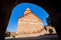 μοναστήρι khor της Αρμενίας virap Στοκ φωτογραφία με δικαίωμα ελεύθερης χρήσης