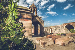μοναστήρι khor της Αρμενίας virap Στοκ Εικόνες