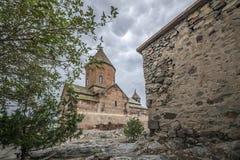 Μοναστήρι Khor Virap, εκκλησία της ευλογημένης Virgin Στοκ Εικόνα