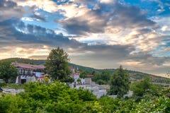 Μοναστήρι Kuklen Στοκ φωτογραφίες με δικαίωμα ελεύθερης χρήσης