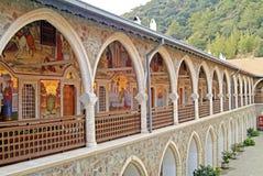 Μοναστήρι Kykkos - Troodos, Κύπρος στοκ φωτογραφίες με δικαίωμα ελεύθερης χρήσης