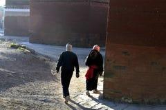 Μοναστήρι Labrang Στοκ Φωτογραφίες